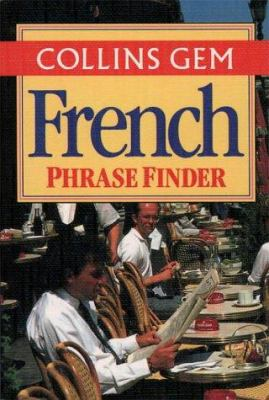 Collins French Phrase Finder