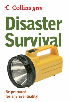 Collins Gem Disaster Survival 9780007247363