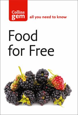 Collins Gem Food for Free