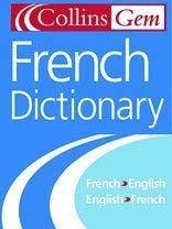Collins Gem French 7th Ed