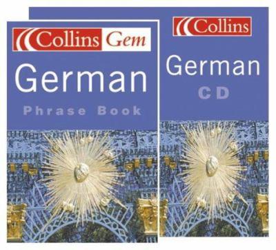 Collins Gem - German Phrase Book Pack