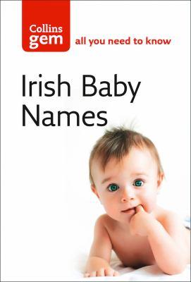 Collins Gem Irish Babies' Names