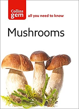 Collins Gem Mushrooms 9780007183074