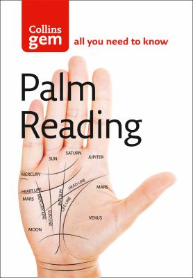 Collins Gem Palm Reading: Discover the Future in the Palm of Your Hand