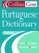 Collins Gem Portuguese Dictionary, 3e
