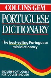 Collins Gem Portuguese Dictionary