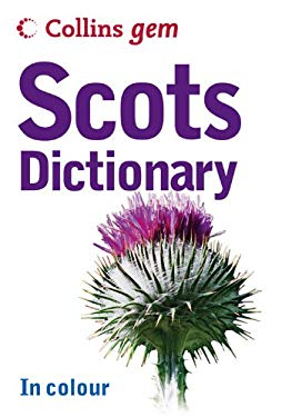 Scots Dictionary 9780007224128