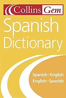 Collins Gem Spanish Dictionary, 5e