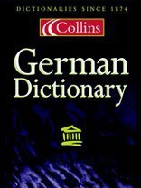 Collins German-English, English-German Dictionary: Unabridged