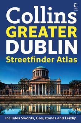 Collins Greater Dublin Streetfinder Atlas
