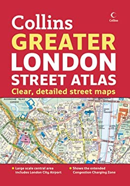 Collins Greater London Street Atlas