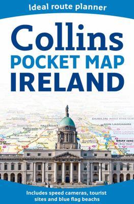 Collins Ireland Pocket Map 9780007455218