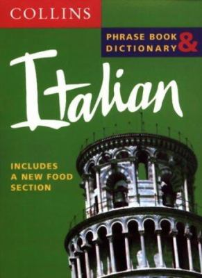 Collins Italian Phrase Book & Dictionary