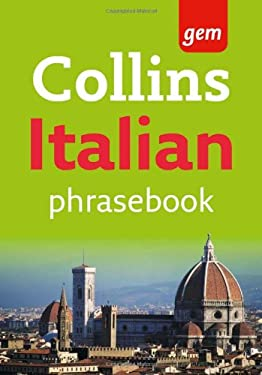 Collins Italian Phrasebook: The Right Word in Your Pocket