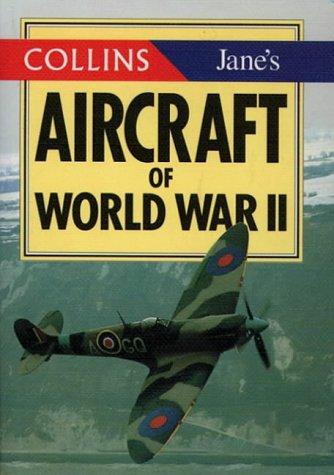 Collins/Jane's Aircraft of World War II