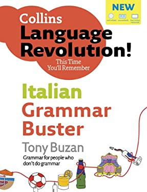 Italian Grammar Buster [With Verb Wheel]