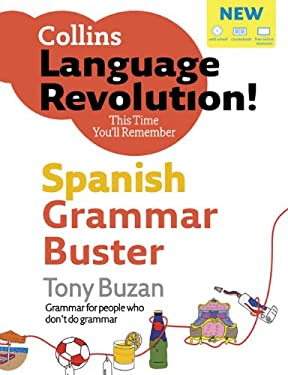 Spanish Grammar Buster [With Verb Wheel]
