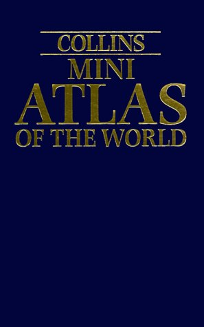 Collins Mini Atlas of the World 9780004488936
