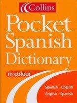 Collins Pocket Spanish Dictionary: Spanish-English, English-Spanish