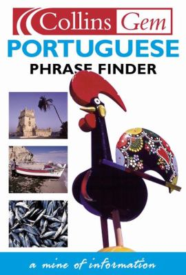 Collins Portuguese Phrase Finder Pack [With 60-Minute Practice Tape]