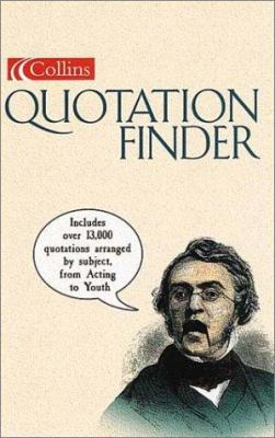 Collins Quotation Finder