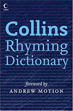 Collins Rhyming Dictionary 9780007209965