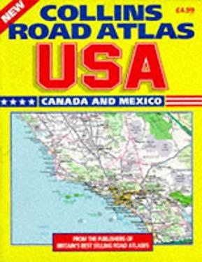Collins Road Atlas USA, Canada and Mexico