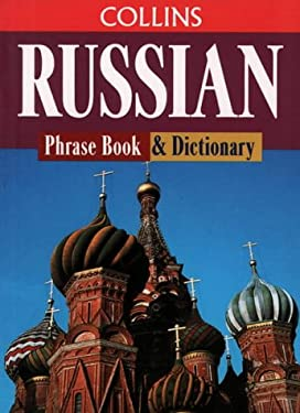 Collins Russian Phrase Book & Dictionary