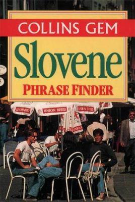 Collins Slovene Phrase Finder