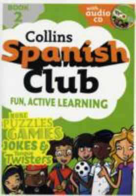 Collins Spanish Club, Book 2 [With CD (Audio)]