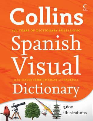 Collins Spanish Visual Dictionary.