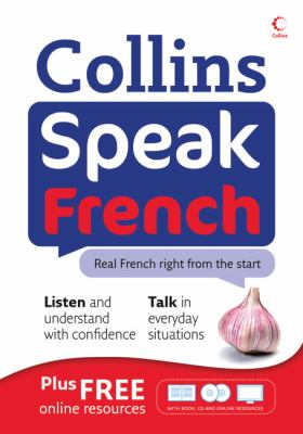 Collins Speak French [With Paperback Book]