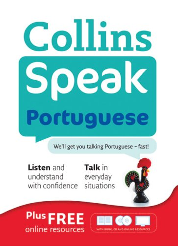 Collins Speak Portuguese [With Paperback Book]
