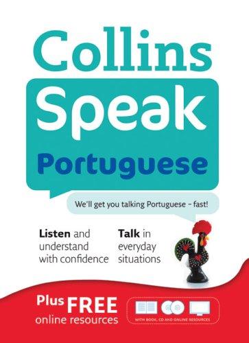 Collins Speak Portuguese [With Paperback Book]