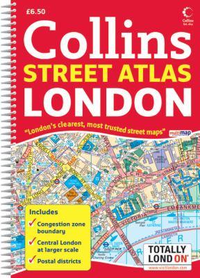 Collins Street Atlas London