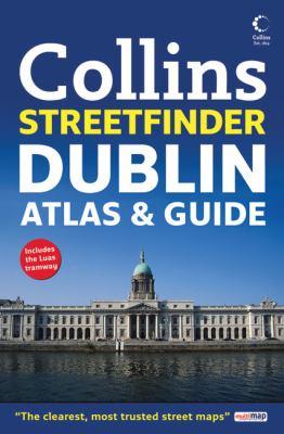 Collins Streetfinder Dublin Atlas & Guide