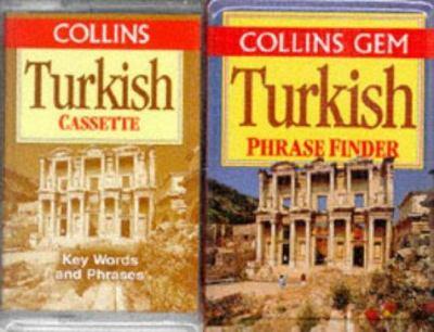 Collins Turkish Phrase Finder Pack