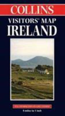 Collins Visitors' Map Ireland