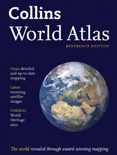 Collins World Atlas: Reference Edition 9780007347186