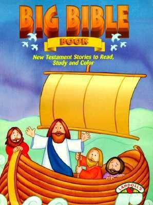 Color Bk-NT Bible Stories: