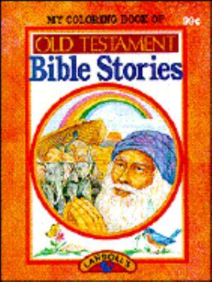 Color Bk-Ot Bible Stories: