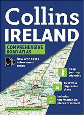 Collins Ireland Comprehensive Road Atlas 9780007312818