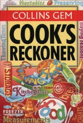 Cook's Reckoner