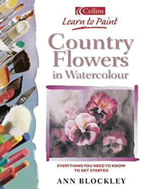 Country Flowers Watercolour (Learn)