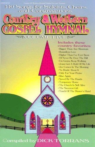 Country & Western Gospel Hymnal Volume Five