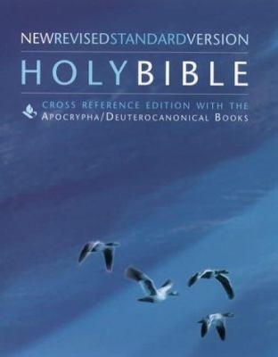 Cross-Ref Apocrypha Paperback Bible: New Revised Standard Version