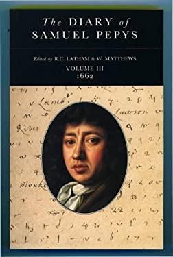 Diary of Samuel Pepys: 1662