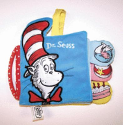 Dr Seuss Nursery Cat In The Hat Cloth Book