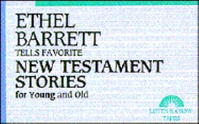 Ethel Barrett Tells Fav-NT