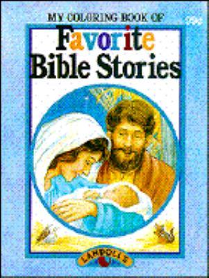 Favorite Bible Stories Colorin:
